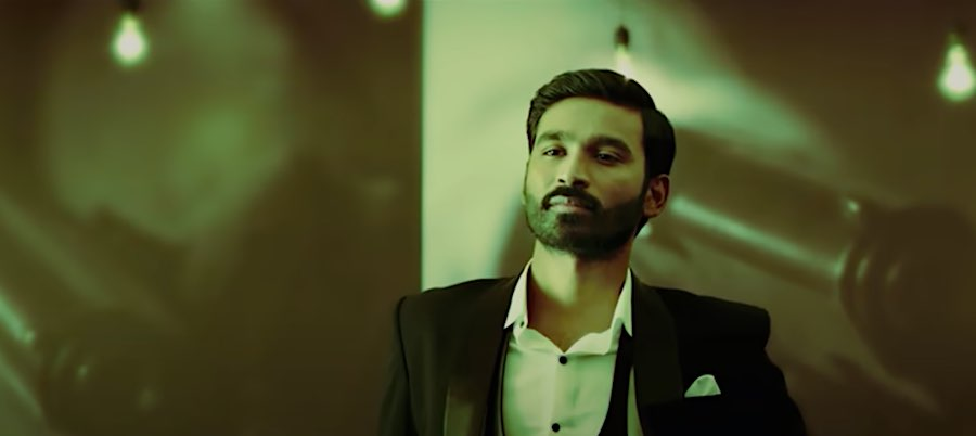 The Gray Man : Dhanush joins the cast of Russo brothers for the project