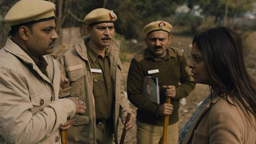 Delhi crime is a deserving series to win Emmy awards