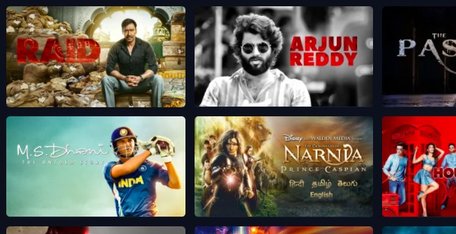 Popular bollywood movies that you can watch on Disney+hotstar for free