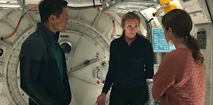 Stowaway - A Netflix movie based on the journey to Mars