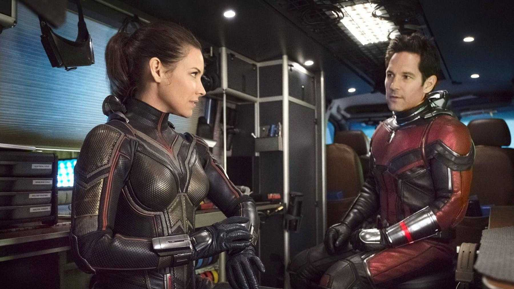 Get ready for a bigger and more sprawling ant-man movie: film maker