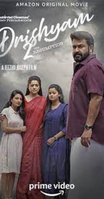 Drishyam-2 : The Resumption