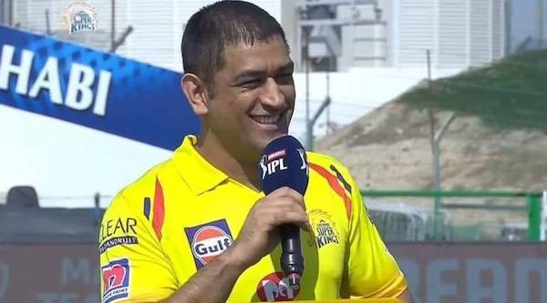 After Dhoni reply - DefinitelyNot to a question its is trending on twitter