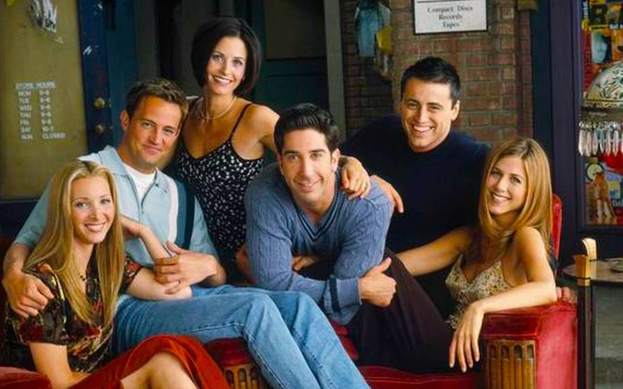 Reasons for which you should watch F.R.I.E.N.D.S again and again