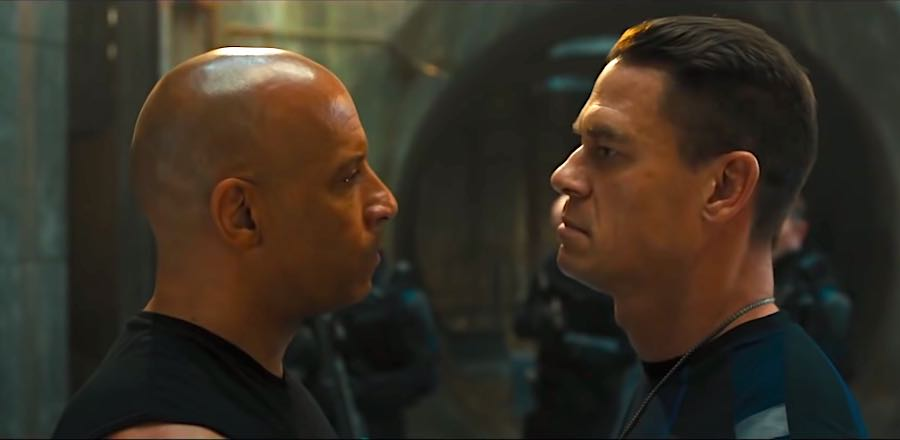 F9: The Fast Saga - Vin Diesel launched the motion poster with release date