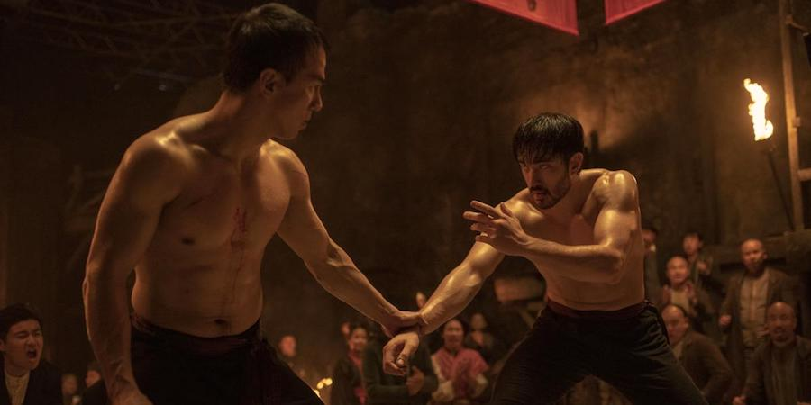 WARRIOR- an action packed drama for fighting series lovers