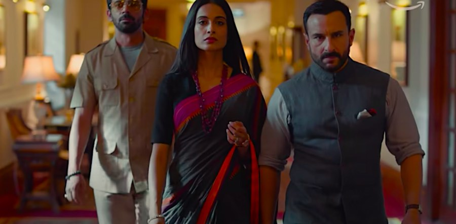 Saif Ali Khan's Tandaav is all set to hit Amazon Prime