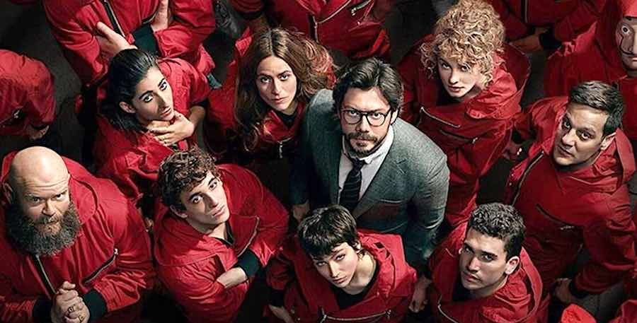 Money Heist tops the chart of web series and TV shows that were searched most on Google in 2020