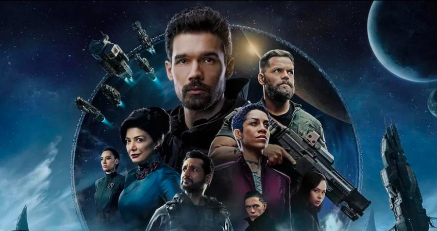The expanse season-5 is streaming on Amazon Prime : watch it if you like sci-fi television series