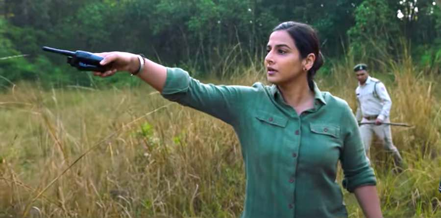 Sherni Trailer roars to our hearts: Vidhya Balan back in Versatile role