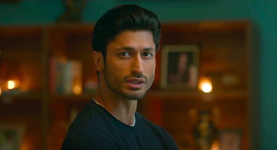 Zeeplex dropped action movie The power on its platform starring Vidyut Jamwal