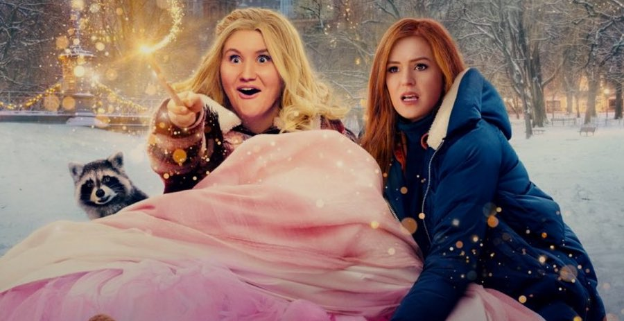 Godmothered: An anti-enchanting fantasy comedy is a perfect watch for this Christmas
