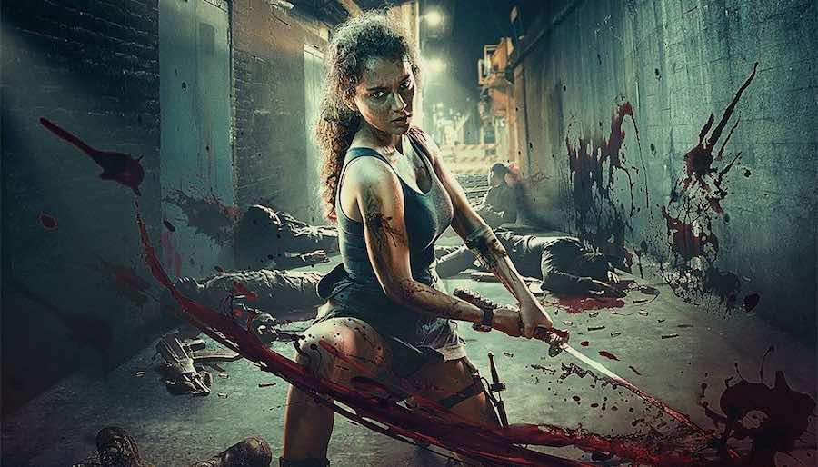 Dhaakad: Kangana will be playing the role of Agent Agni in this action thriller movie