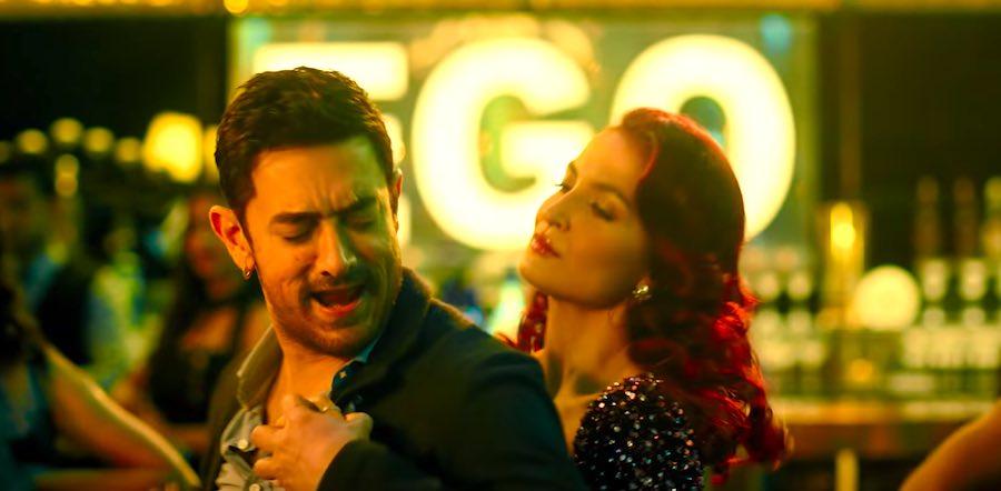 Aamir Khan and Eli Aviram showed their moves in Har Funn Maula Song