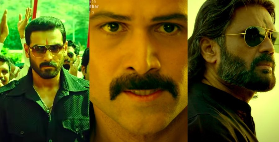 Mumbai Saga: Emraan Hashmi, Sunil Shetty, John Abraham starrer will be in theatres on 19 March 2021