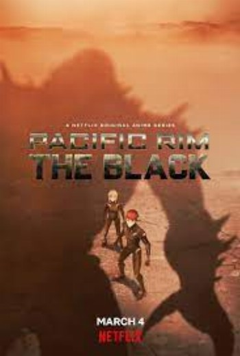 Pacific Rim : The Black